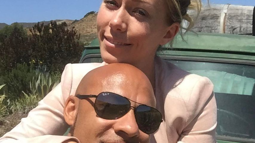 Kendra Wilkinson und Hank Baskett