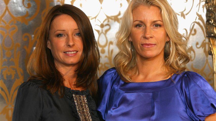 Keren Woodward und Sara Dallin in London 2009
