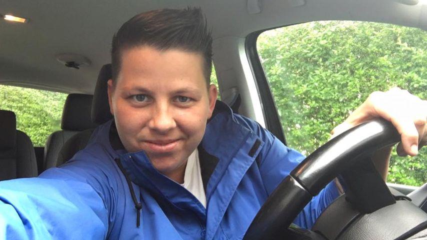 Kerstin Ott im Auto