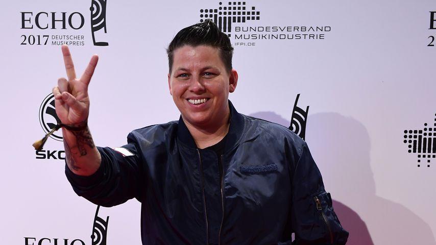 Kerstin Ott auf der Echo-Verleihung 2016