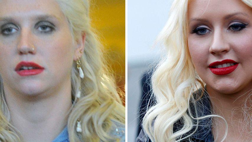 Ist die neue Ke$ha die alte Christina Aguilera?