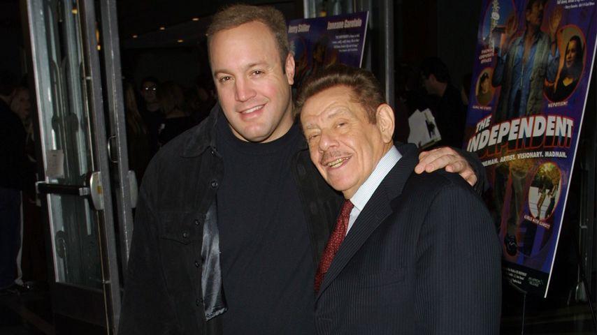Kevin James und Jerry Stiller 2001