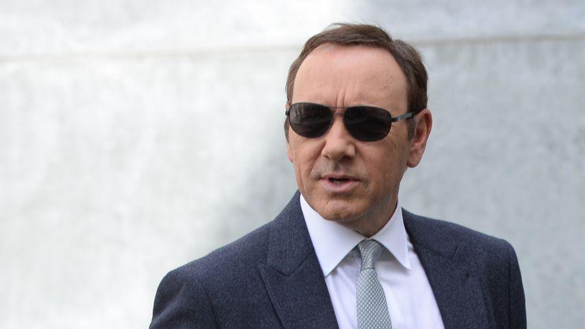 Missbrauchs-Skandal: Drei weitere beschuldigen Kevin Spacey