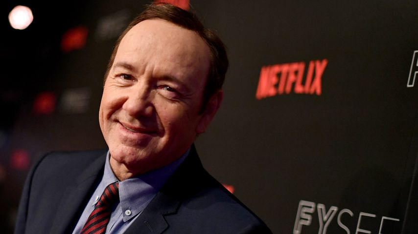 "Kevin Spacey, ehemaliger ""House of Cards""-Darsteller"