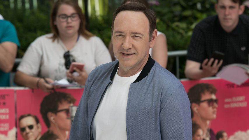 """Kevin Spacey, """"Baby Driver"""" Premiere 2017"""