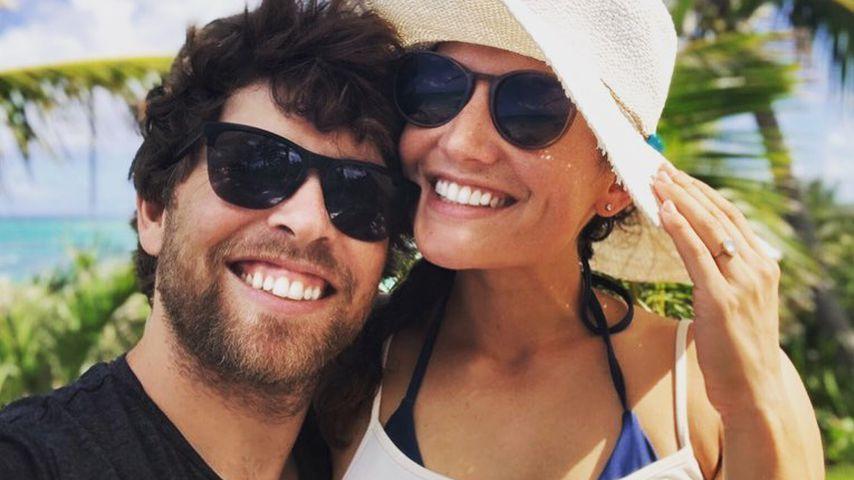 Kevin und Kaitlyn Pearce im Sommer 2019