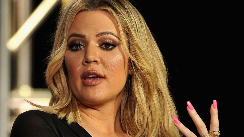 """Als """"fett"""" beschimpft: Dabei war Khloe Kardashian schwanger!"""