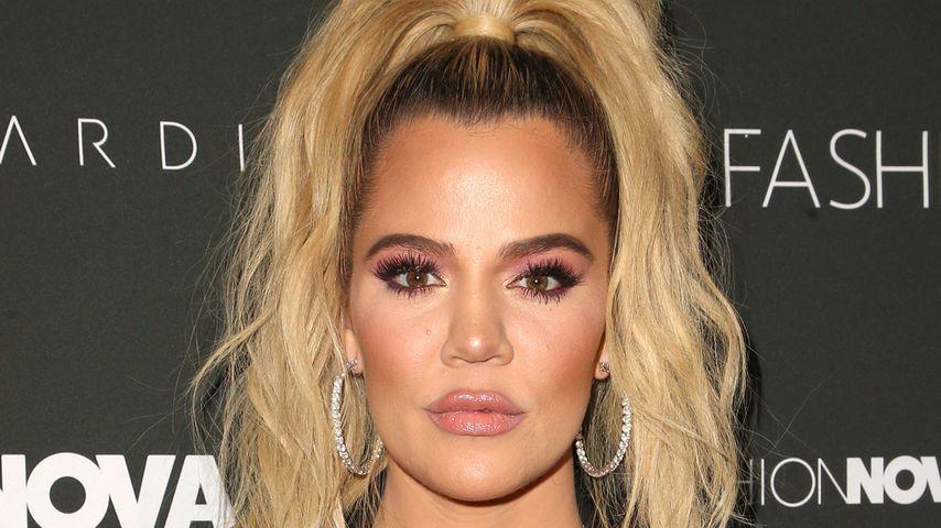 Khloe Kardashian, November 2019