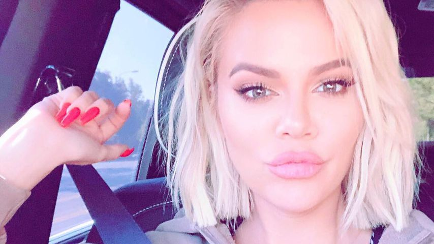 Shitstorm wegen Nanny: Khloe Kardashian wehrt sich jetzt!