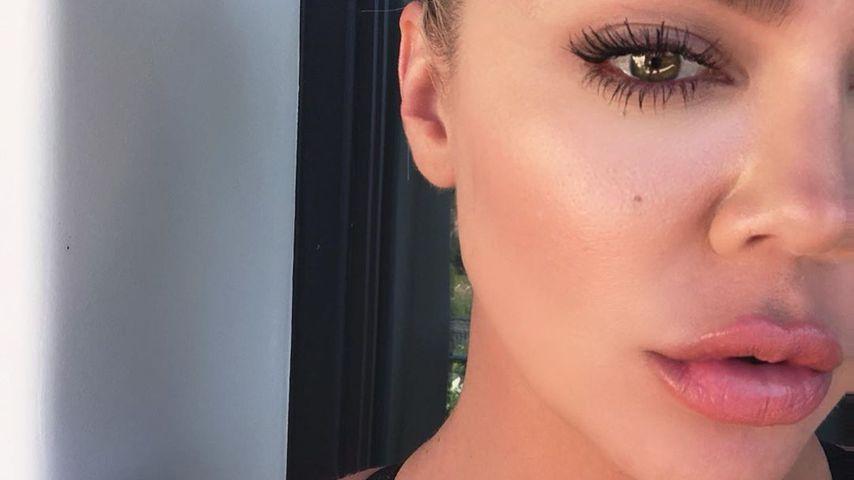 Khloe Kardashian im August 2019