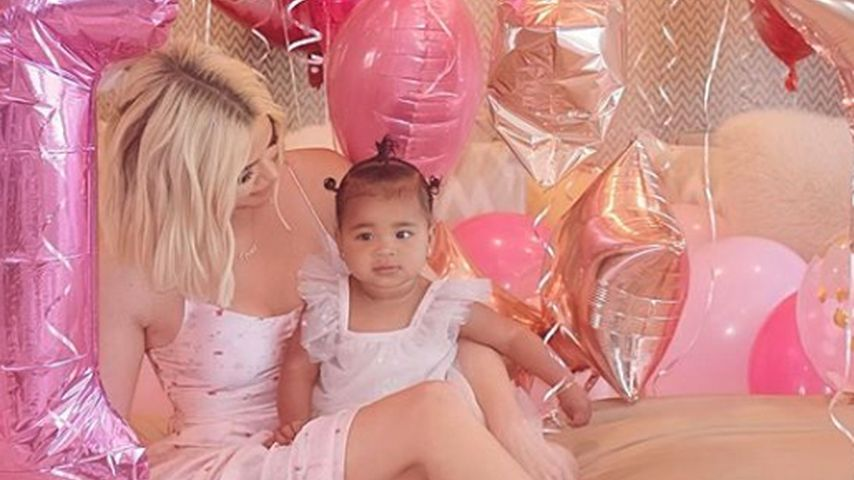 Khloe Kardashian: 7.500 Euro für Trues B-Day-Luftballons