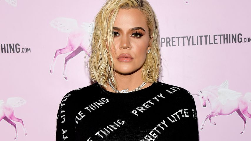 Khloe Kardashian im Februar 2019