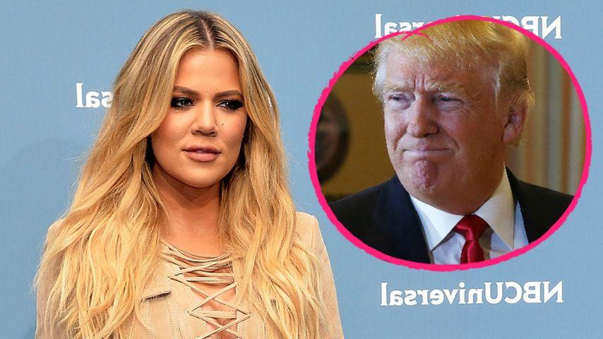 TV-Projekt mit Trump: So schlecht ging es Khloe Kardashian!