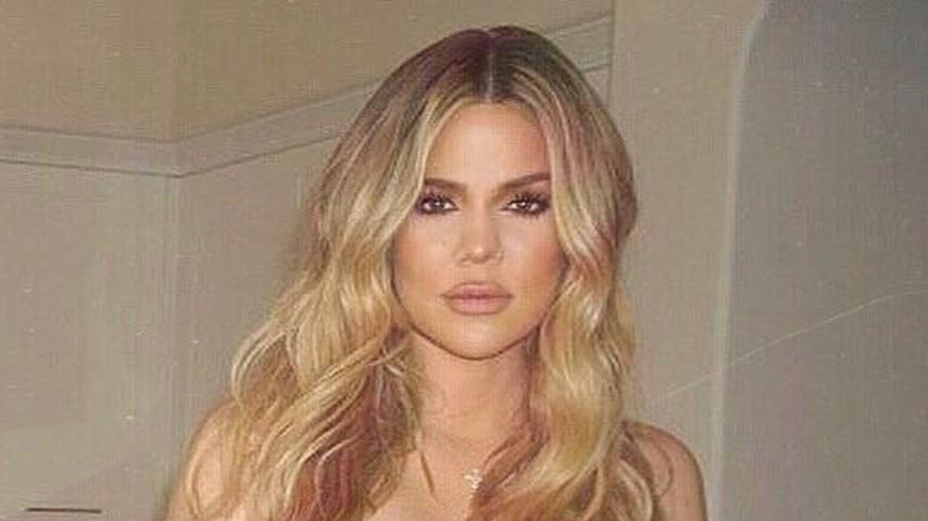 Sexy After-Baby-Body: Khloe K. verrät genaue Abnehm-Methode