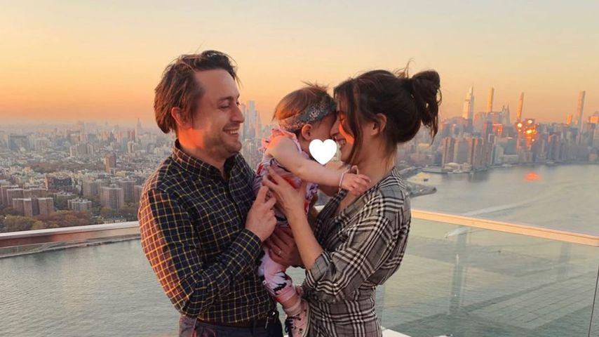 Kieran Culkin und seine Frau erwarten Baby Nummer zwei