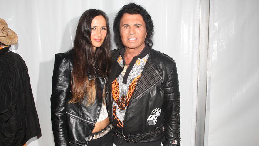 Kiki und Costa Cordalis bei der Schlagermove-Party 2016