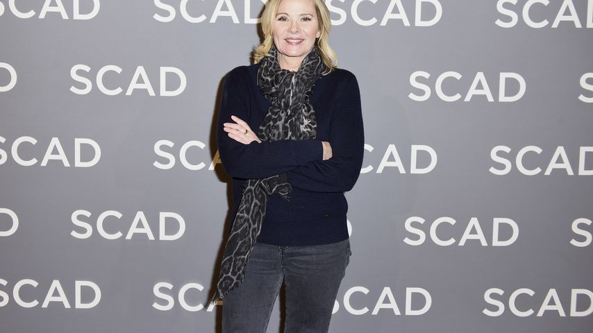 "Kim Cattrall, ""Sex and the City""-Darstellerin"