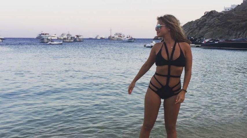 Kim Gloss: So heiß zeigt sich die Sängerin auf Mykonos