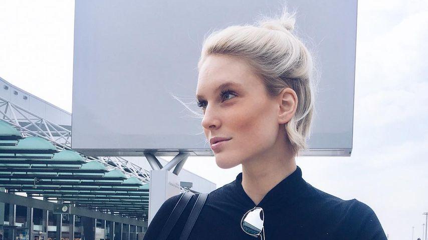Kim Hnizdo: Im Job & privat mega-happy mit längeren Haaren!