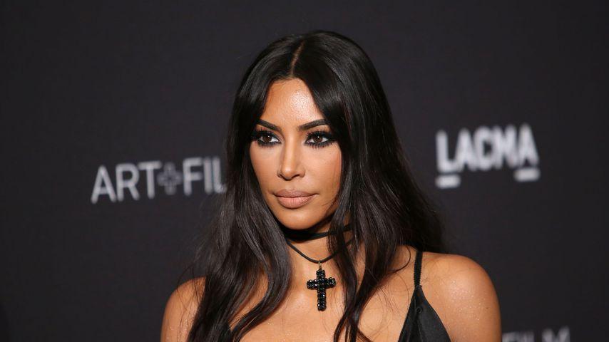 Wegen Brand: Kim Kardashians Wohnort musste evakuiert werden