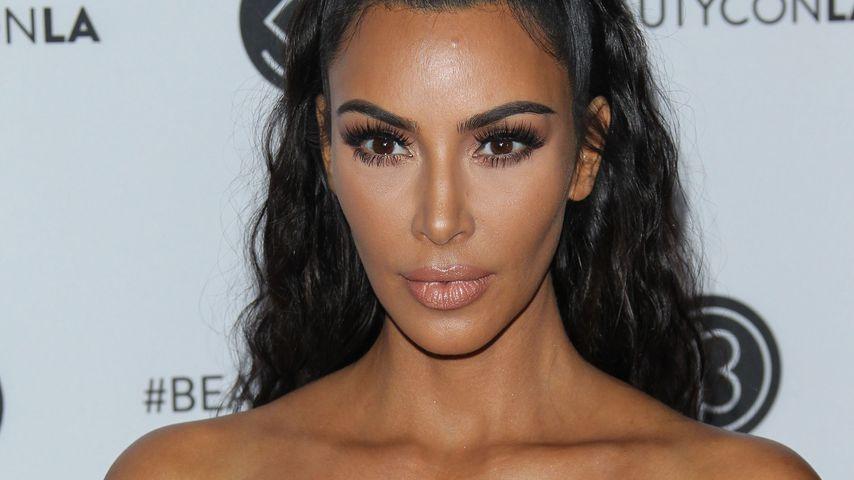 Holla! Kim Kardashian in Mega-Shape bei Date Night mit Kanye