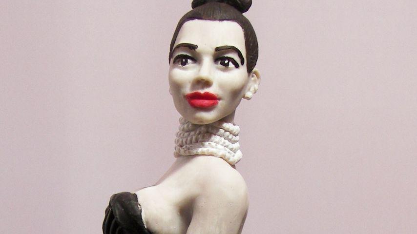 Mega-Po-Hype: Kim Kardashian bekommt Popo-Puppe