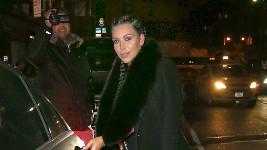 Wegen Crash von 2014! Kim Kardashian wird von Opfer verklagt