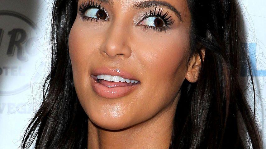 Kim Kardashian schmeißt 100 Designer-Schuhe weg