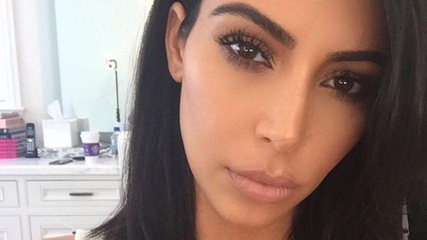 Frisur-Schock? Kim Kardashian hat die Haare ab
