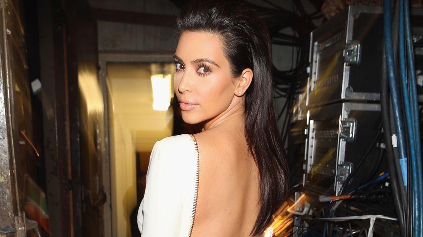 Reizlose Fotos: Kim Kardashian sorgt für Spott