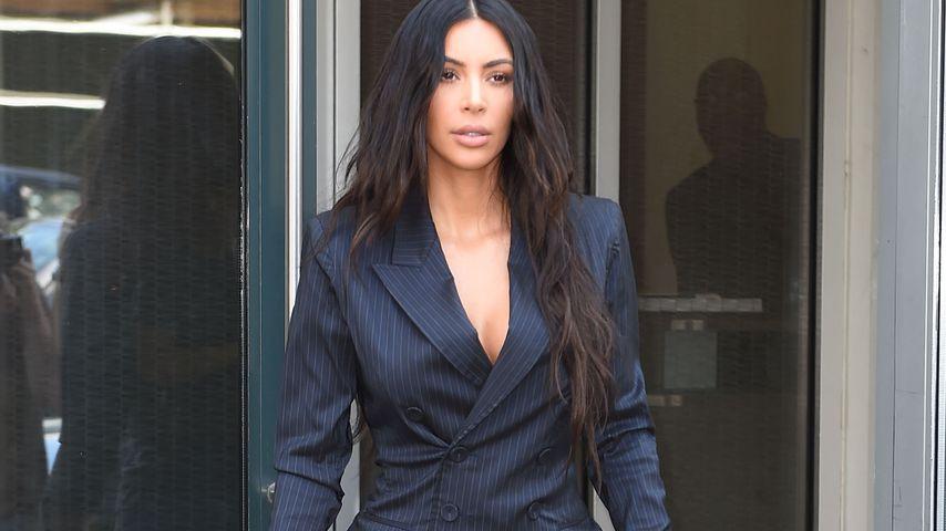 Fashion-Fail? Kim Kardashian versteckt plötzlich alle Kurven