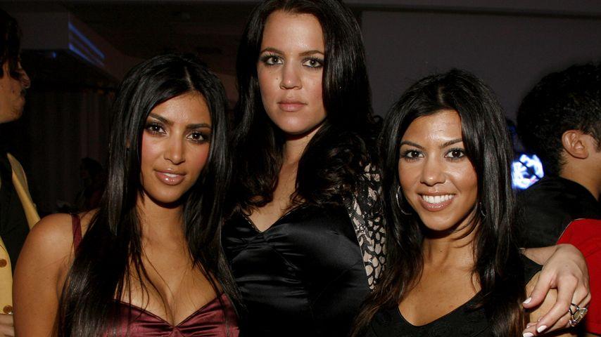 Im Helikopter: Kim & Kourtney Kardashian filmen Notlandung