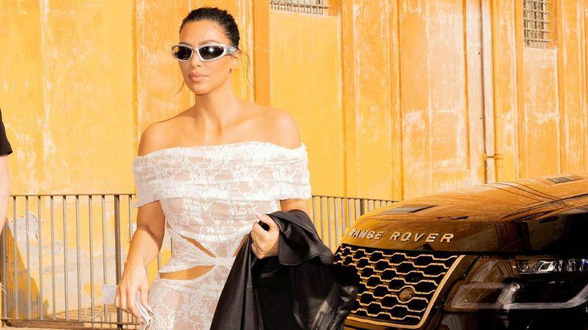 Kim Kardashian im Vatikan, Sommer 2021