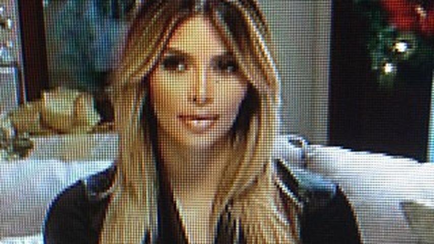 Kim Kardashian wird zur gelangweilten Hausfrau