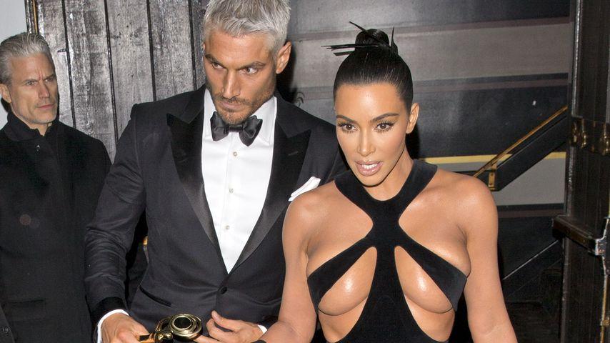 Chris Appleton und Kim Kardashian in Los Angeles