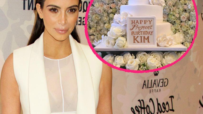 Süße Grüße: So gratuliert Familie Kardashian ihrer Kim