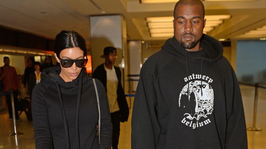 Sicherheitswahn! Kanye West will Politiker-Standard