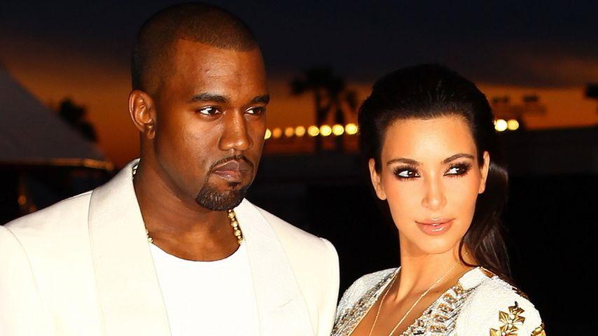 Kim Kardashian: 767.000 $ für goldene Toiletten