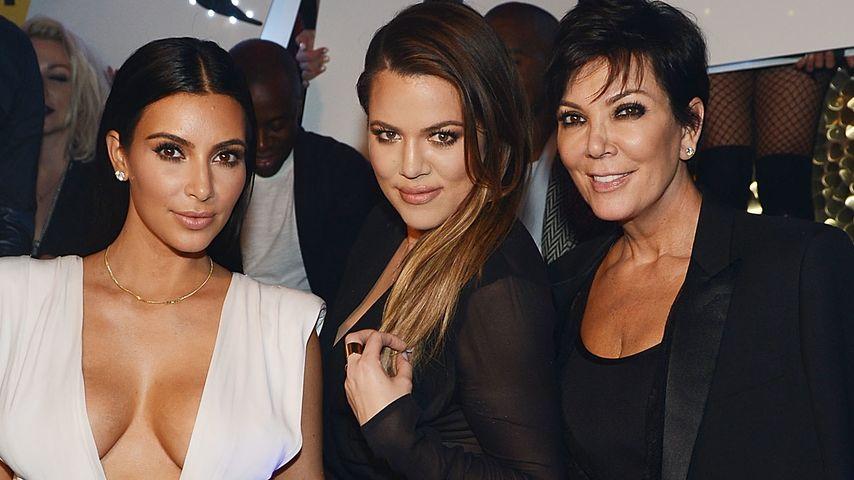 Sexy Sause! Kim Kardashian feierte mega freizügig