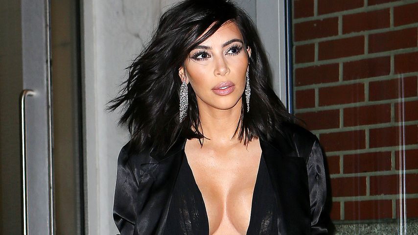 Endstation! Kim Kardashian will Kourtney als Leihmutter