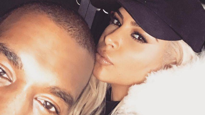 Getrennte Kasse: Kanye West und Kim teilen sich kein Konto