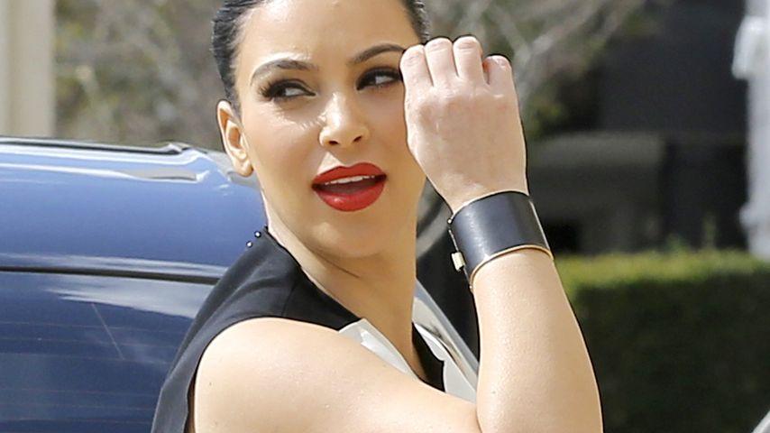Kim Kardashian: So viel hat sie wirklich zugelegt!