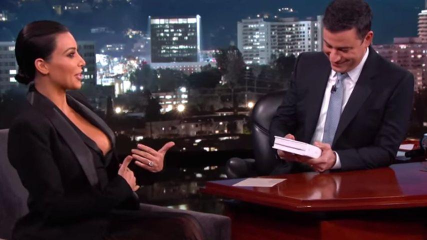 Kontrollverlust: Kim Kardashian hat Kurven nicht im Griff