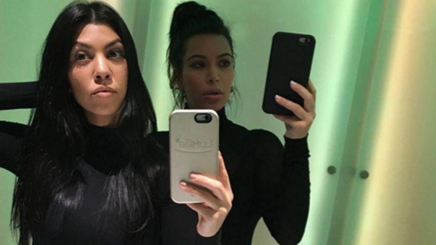 Gesicht geschwollen: Kim Kardashian durch OP entstellt?