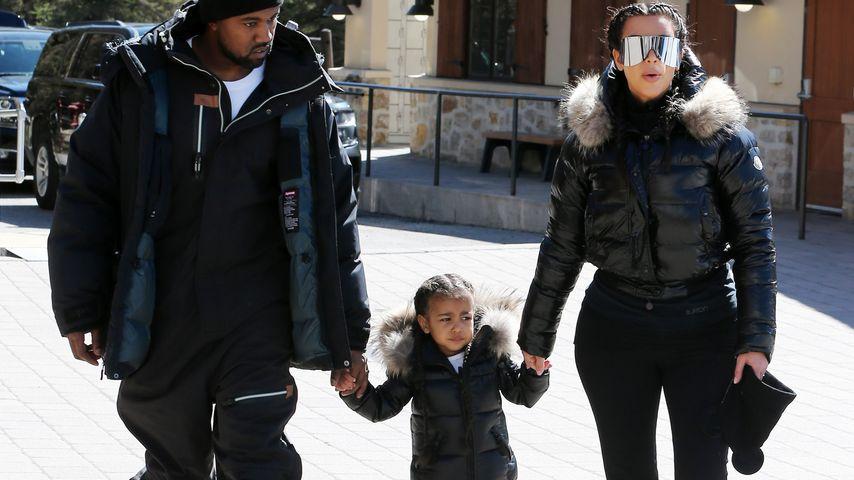 Kurz-Trip: Letzte Hoffnung für Kim und Kanyes Ehe?