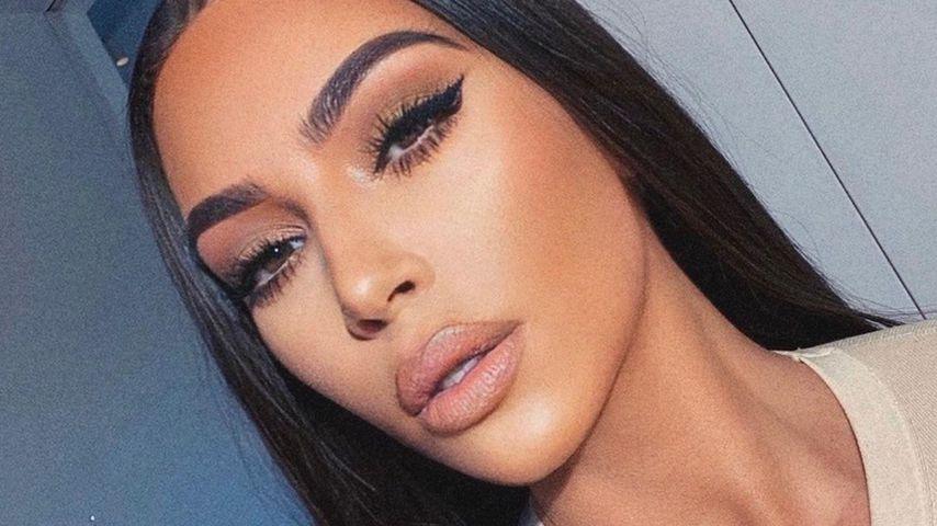 Kim Kardashian im März 2020