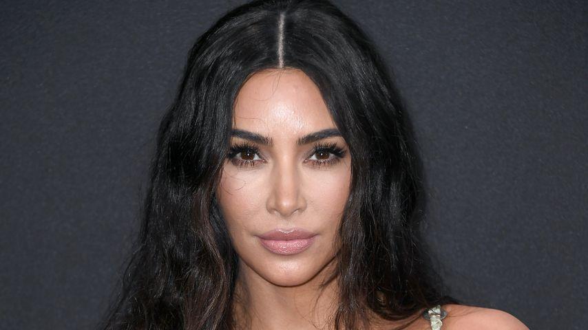 Kim Kardashian im November 2019 in Santa Monica