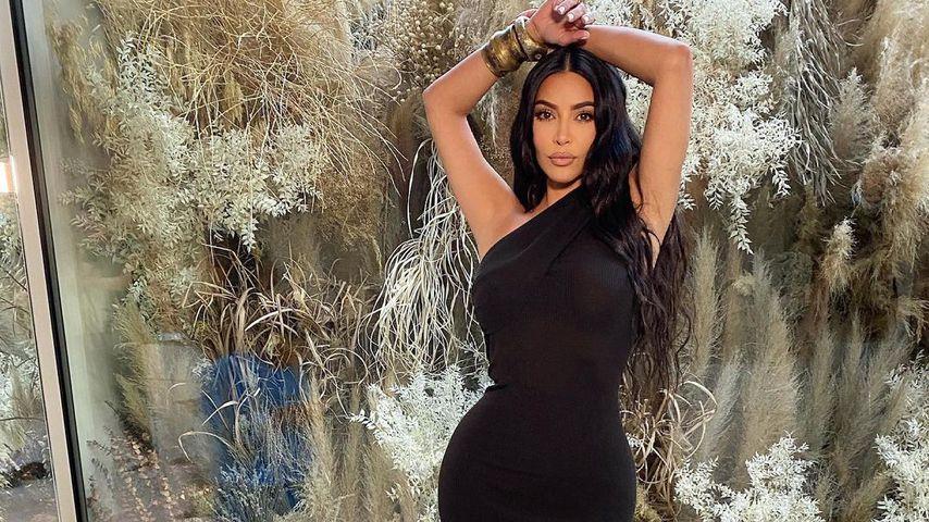 Kim Kardashian stolz: Sie stellt Unterwäsche für Olympiateam