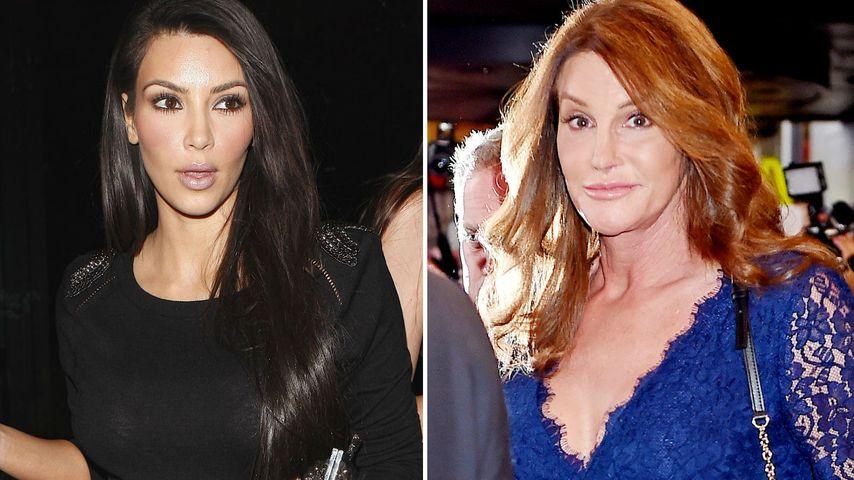 Kim Kardashian zitterte bei Bruces Transgender-Coming out!