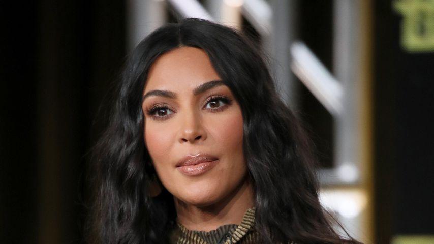 Kim Kardashian im Januar 2020